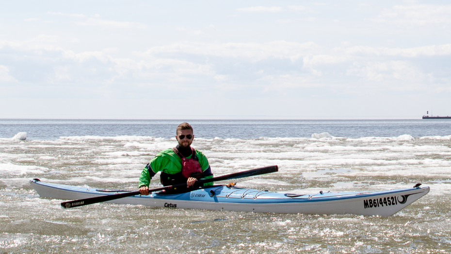 Agile Powerful Your Next Greenland Paddle Kalleq Review