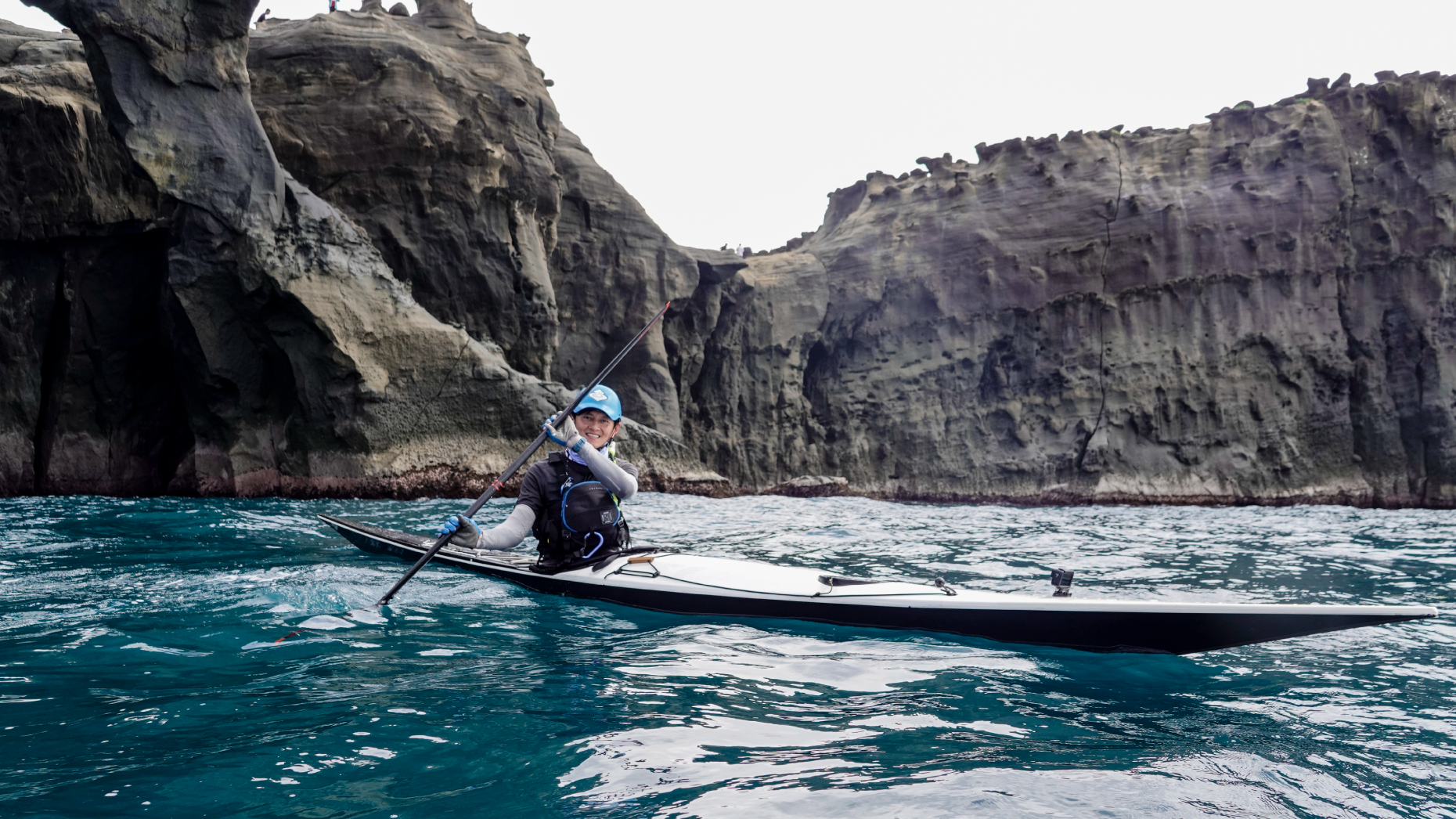 Greenland Paddles By Gearlab … Conversation with Founder Chung-Shih Sun