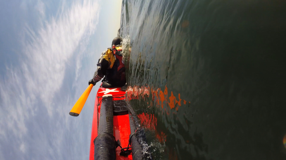 Todays Greenland Paddle A Modern Take on a Traditional Kayaking Symbol
