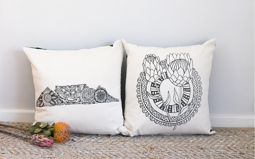 New designs inspired by 10 things I love about Africa