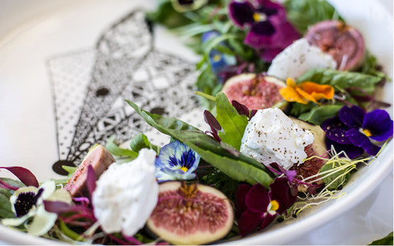 Fig & Goat's Cheese Salad Recipe