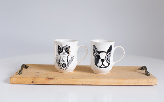 NEW Purrrfect collections: Frenchie + Bohemian Cat