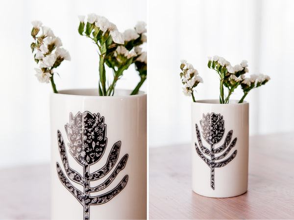 10 souvenir gifts Protea storage jar - Sugar and Vice blog