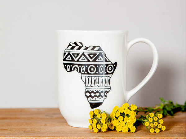 African Continent design souvenirs online - Sugar and Vice