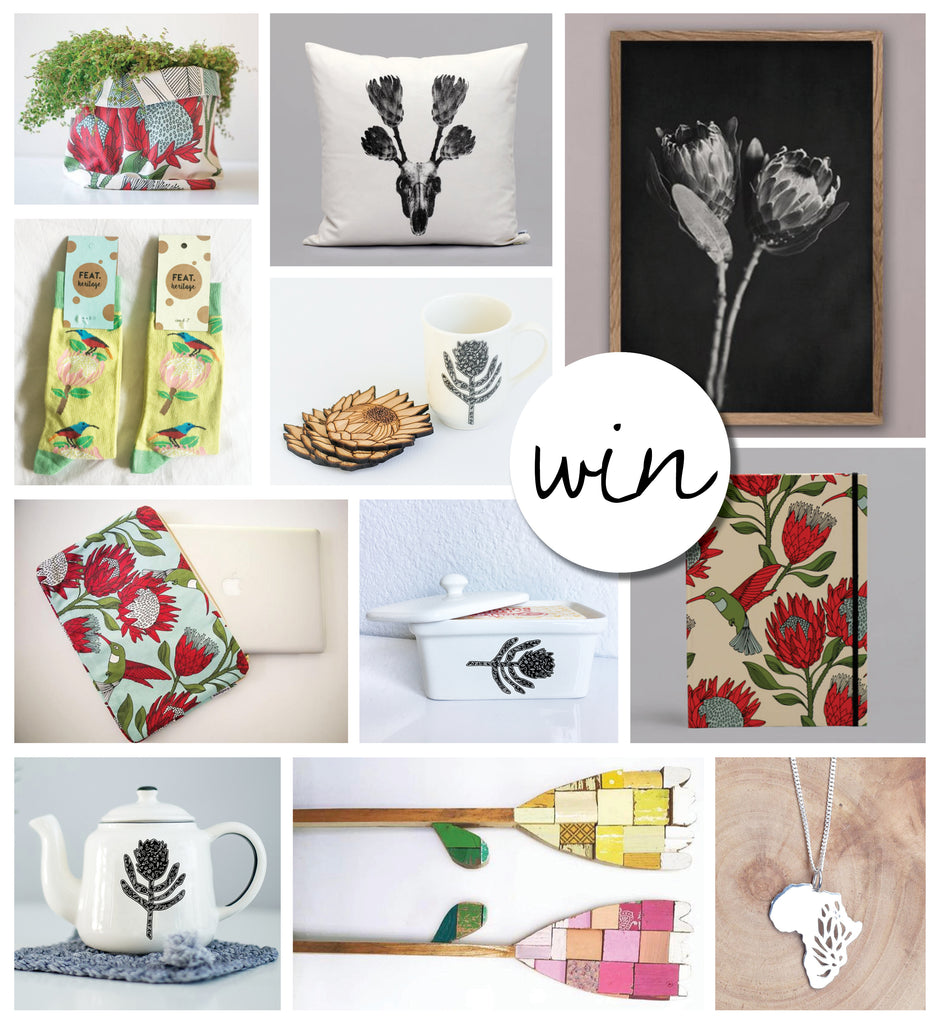 The Big Protea Heritage Day Giveaway