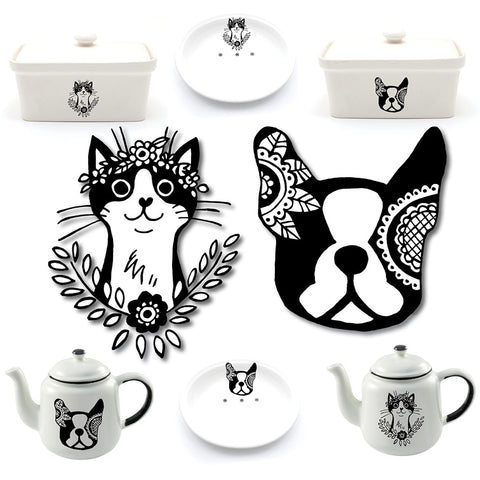 Cats & Dogs New Range