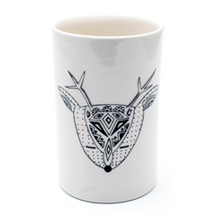 Deer Me Stationary Jar