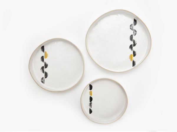 New Motive hand-built platter range online - Sugar and Vice