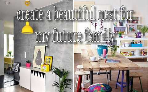 Sugar and Vice Awesome List - Create a beautiful home for my family
