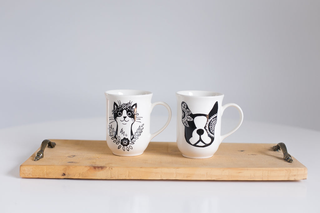 New Sugar and Vice collections French Bulldog and Cat