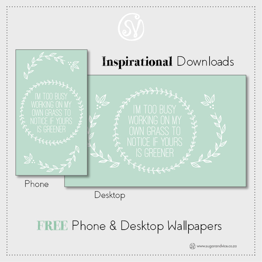Free inspirational download