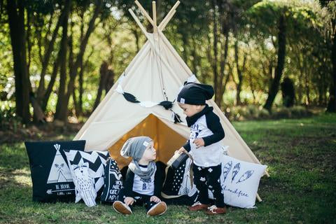 Interview with Momtrepreneur Linda Theunissen from Tiny Tribe Kids - Sugar and Vice