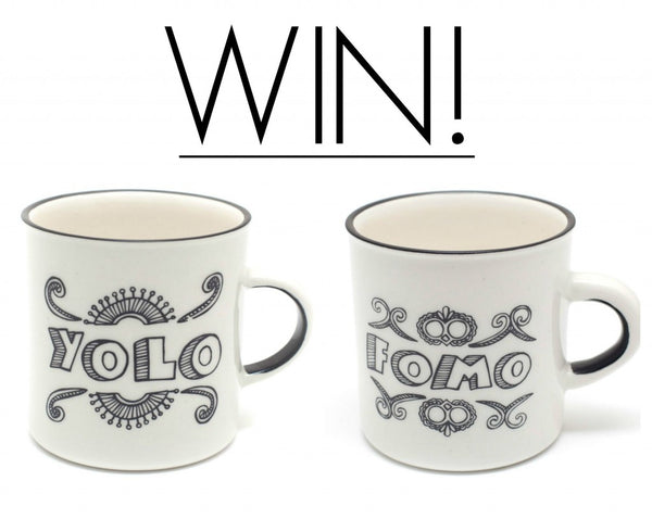 Sugar and Vice Coffee Mug Giveaway