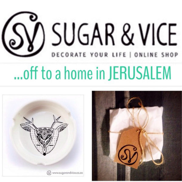 Sugar and Vice First Online Sale