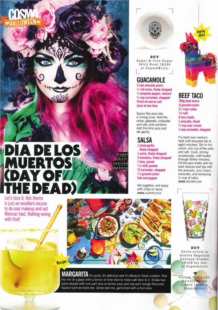 Sugar and Vice in Cosmopolitan