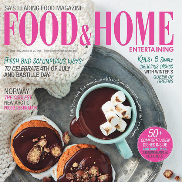 Sugar and Vice in Food and Home