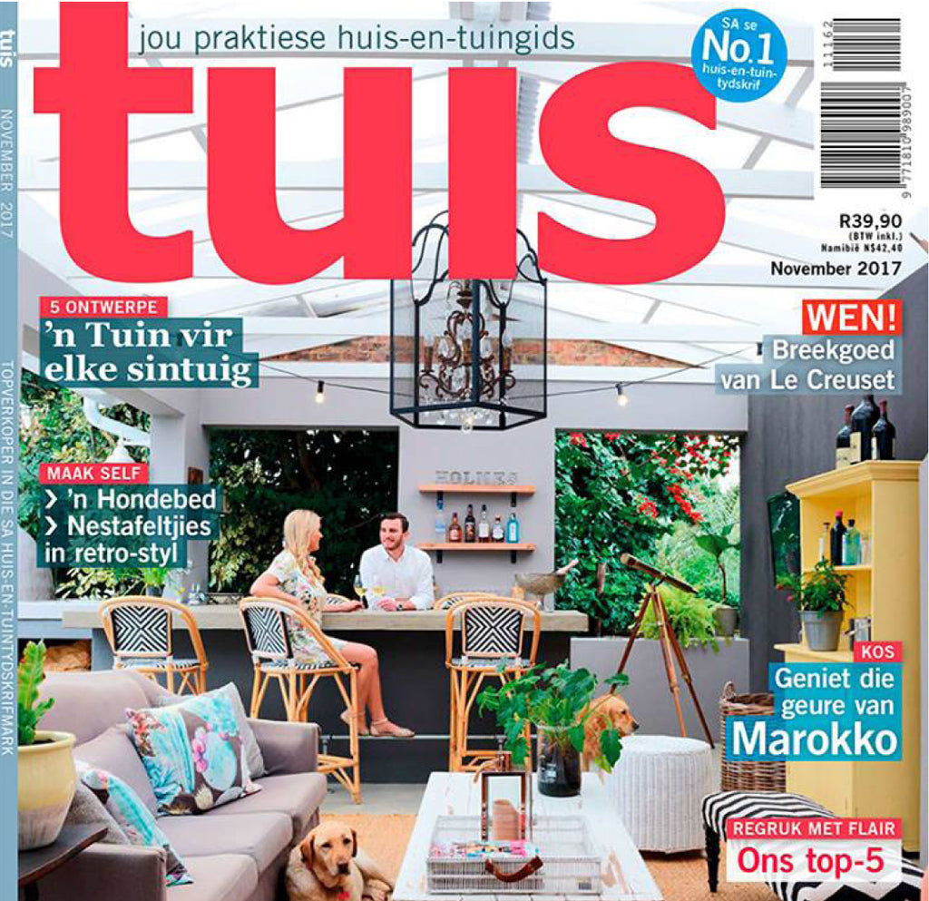 Sugar and Vice in Tuis magazine September 2017 - media press