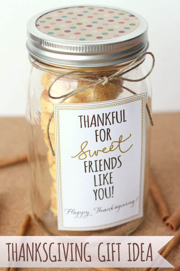 21 Days of gratitude DIY: Gift Idea banana bread recipe + printable