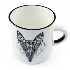 Vixen Ceramic Coffee Mug
