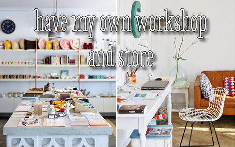Sugar and Vice Awesome List - Have my own workshop and store