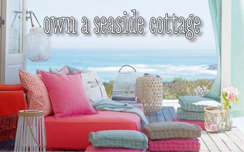 Sugar and Vice Awesome List - Own a seaside cottage