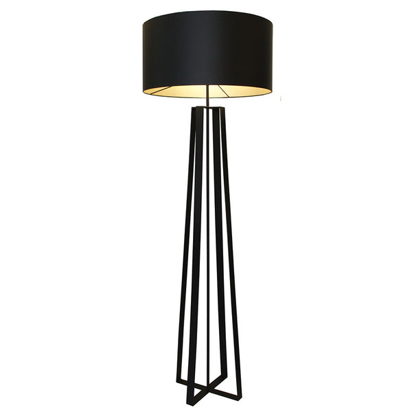 Black Quad Floor Lamp online - Sugar and Vice
