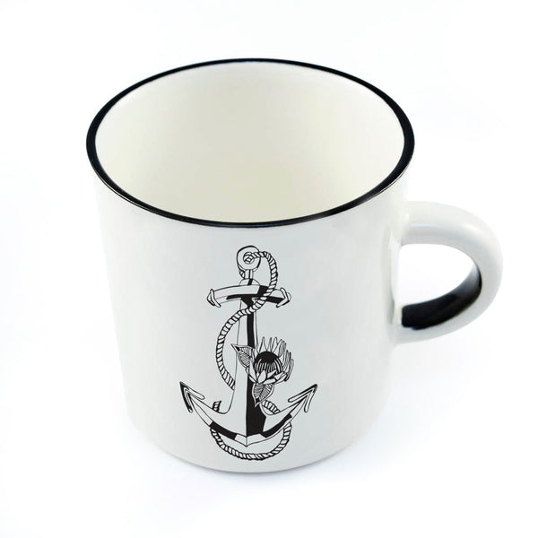 Coffee Mug - Cape Sailor