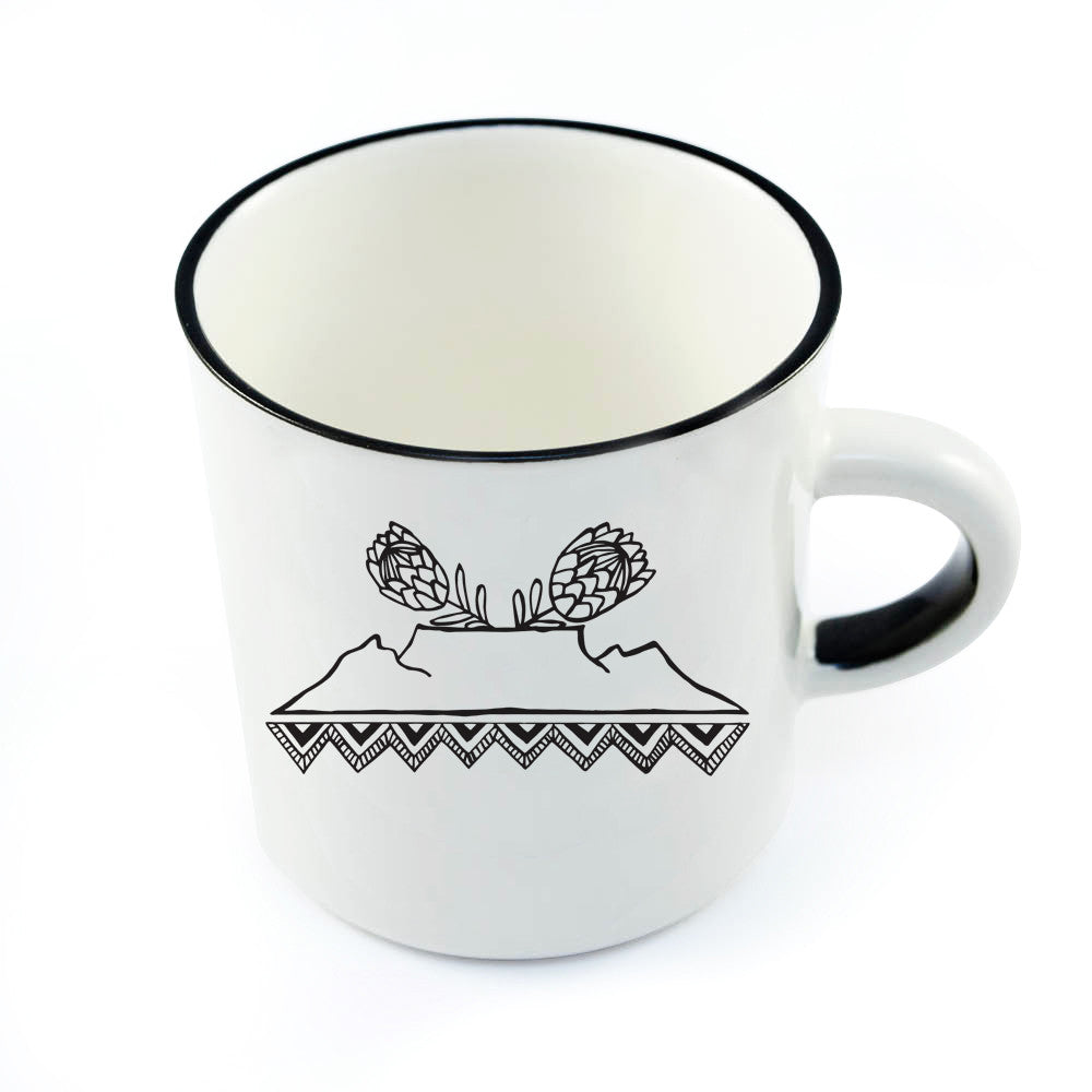 Buy Table Mountain Coffee Cups