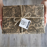 Custom Gift Wrapping at Sugar and Vice
