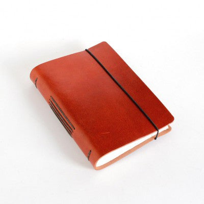 Handmade leather journal - Sugar and Vice