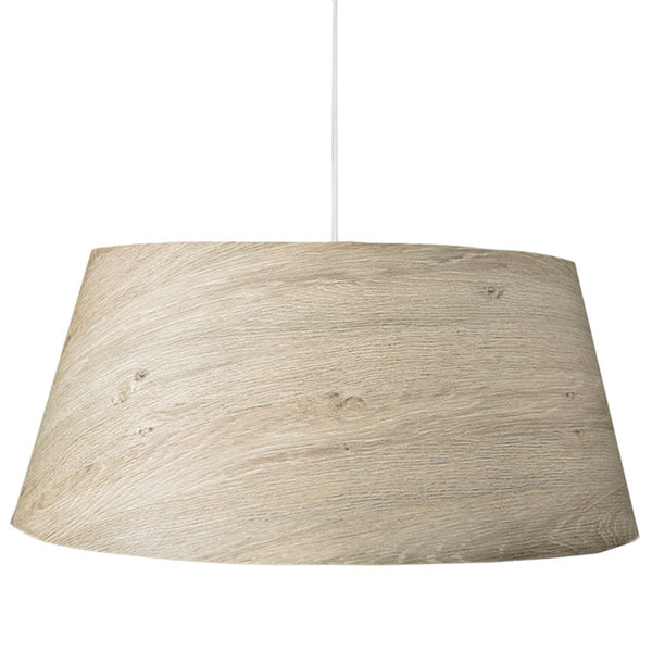 Natural wood pendant shade light online - sugar and vice