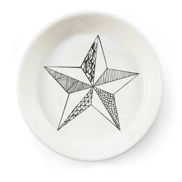Buy a star ceramic bowl online