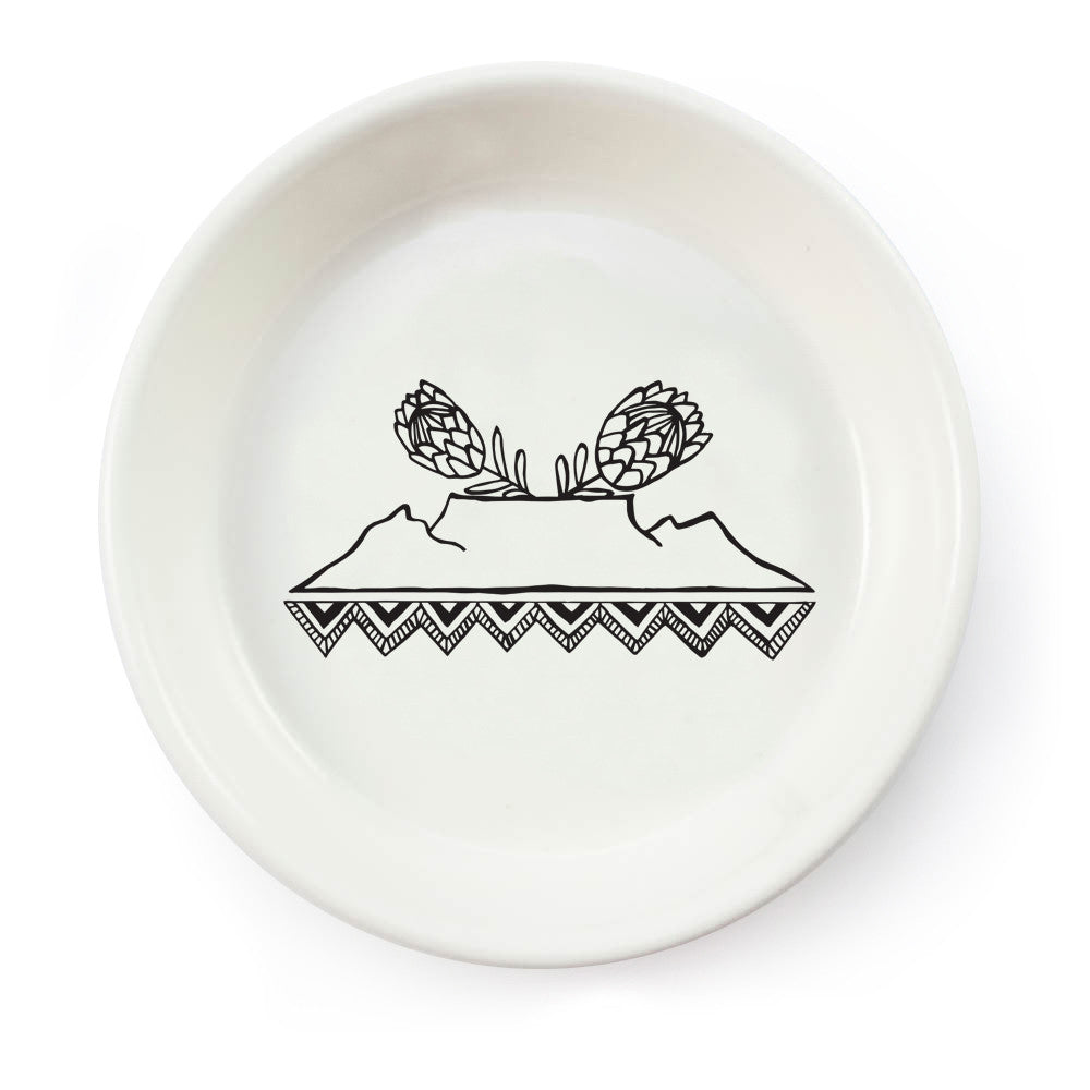Table Mountain Ceramic Bowls