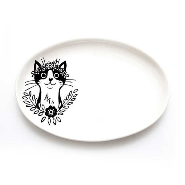 buy-cat-oval-side-plate-cape-town-black-south-africa2