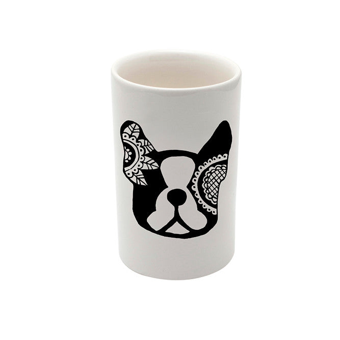 buy-french-bulldog-utility-jar-south-africa-cape-town-home-decor