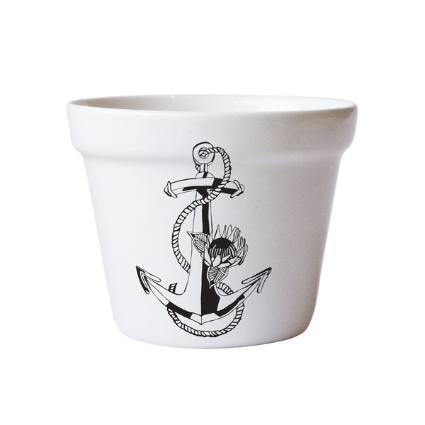 buy-ceramic-planter-anchor-cape-town-south-africa