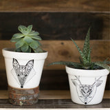 buy-planter-deer-fox-south-africa-cape-town-home-decor