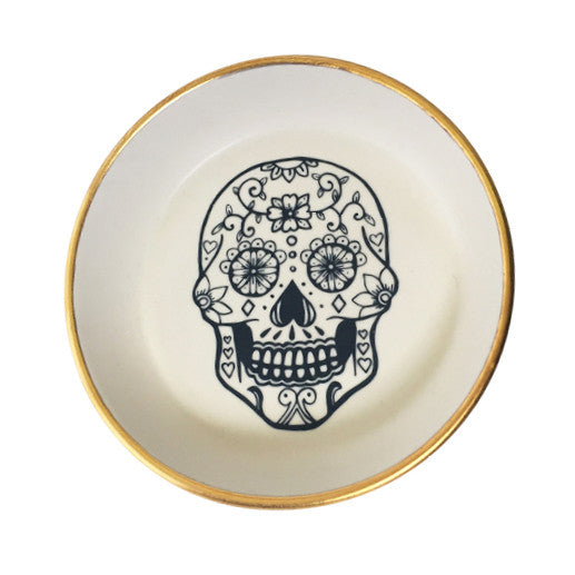 navy-skull-ceramic-bowl-online-cape-town