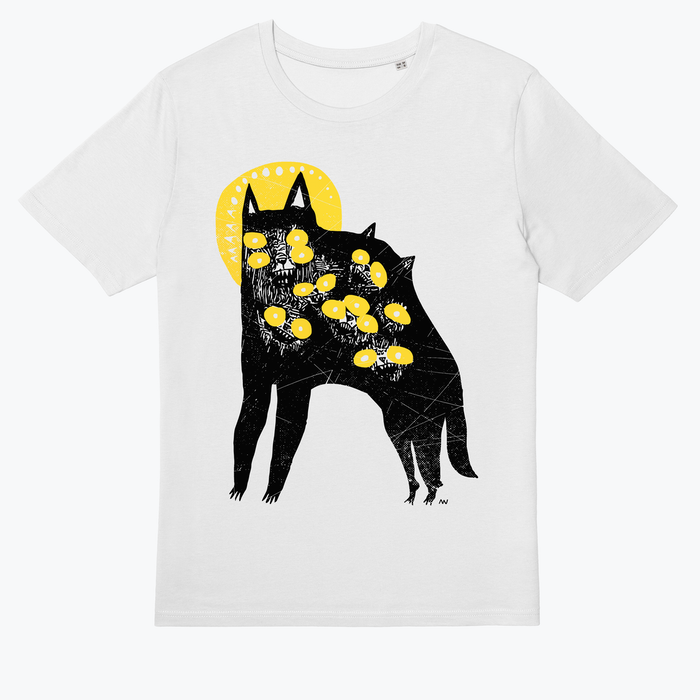 New Tshirt: Wolf Pack (Available via pre-orders only)