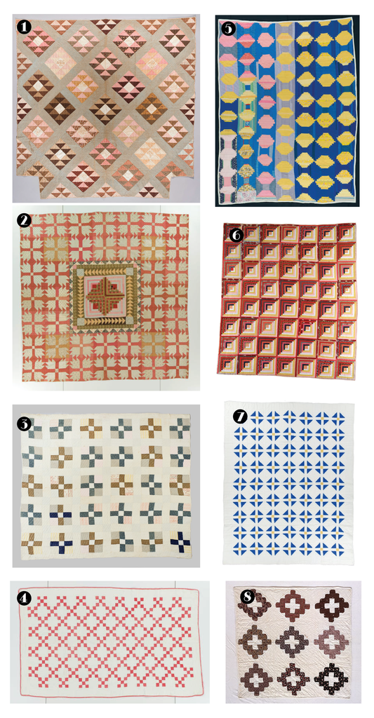 historical quilt examples 1