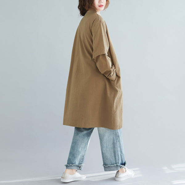 ellazhu Jacket Coat Outwear GA2061