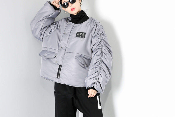 ellazhu Jacket Coat Outwear GY2613