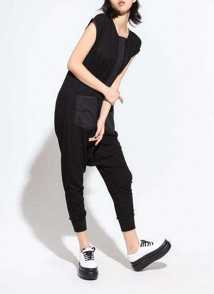 Sleeveless Jumpsuits GY867
