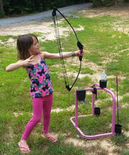 Load image into Gallery viewer, BSS-2 THE Original BOWSHOOTERS STATION- Pink color