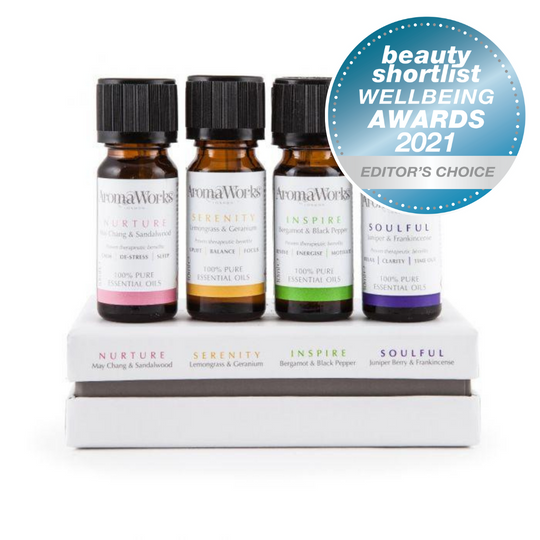 Signature Range Essential Oils 10ml x 4