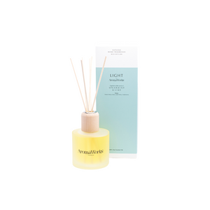 Light Range - Spearmint & Lime Reed Diffuser 200ml