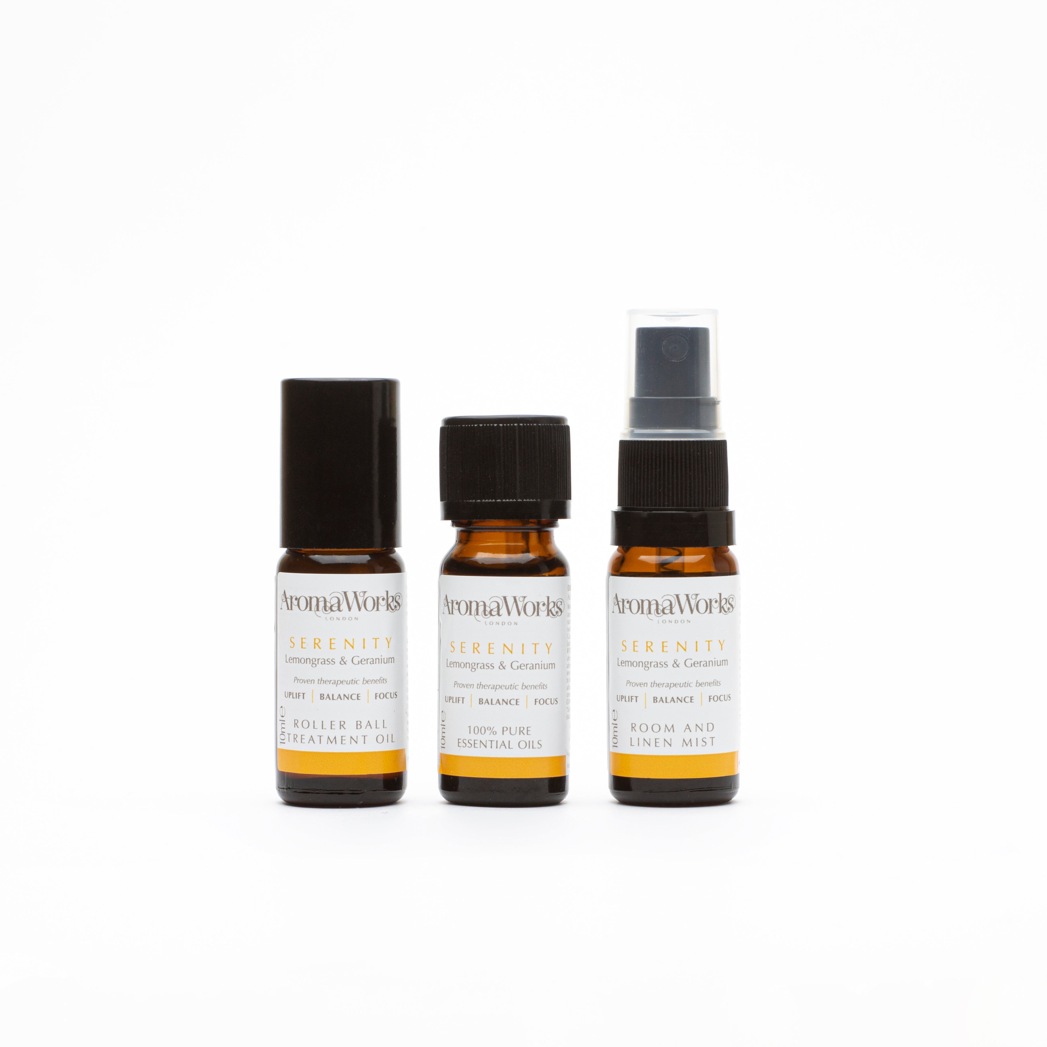 Serenity Wellbeing Trio 3 x 10ml products