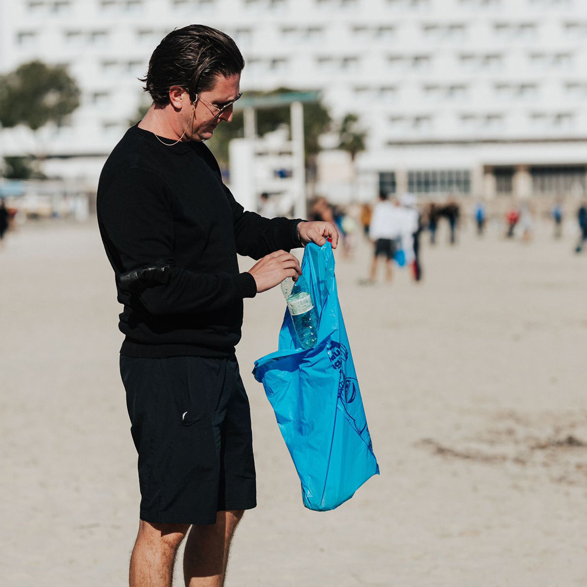 Sinnombre's Beach Clean with Better Together in Mallorca