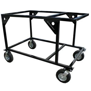 Streeter Double Stacker Kart Stand