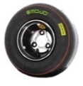 Mojo D2 JR1 Briggs/Micro Mini Tires